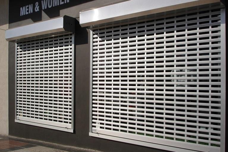 persianas seguridad - Reparación e Instalación de persianas metalicas Valencia para comercios y locales